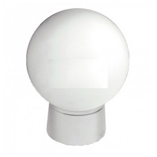 Светильник антивандальный Е27 TDM Интеллект 0101 Шар прямой 60Вт датчик шума (10)
