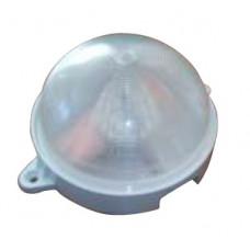 Светильник антивандальный диодный ДБО 10-5-005 5Вт 400Лм датчик шума (24)
