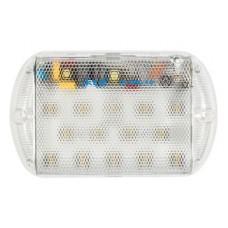 Светильник антивандальный диодный Актей СА-7108Ф 8Вт 700Лм датчик света IP66 (20)