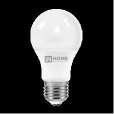Лампа диодная A60 8Вт Е27 4000К 720Лм InHome (10)