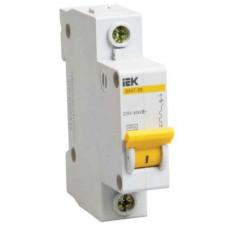 Выключатель автоматический 1P 10A 4,5kA C IEK BA47-29 (12/144)