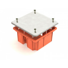 Коробка GE []92х45 с саморезами IP20 (126)
