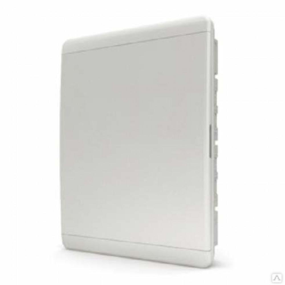 Бокс ЩРB-Пв-54 IP40 398х535х102мм Tekfor белая дверца (1)