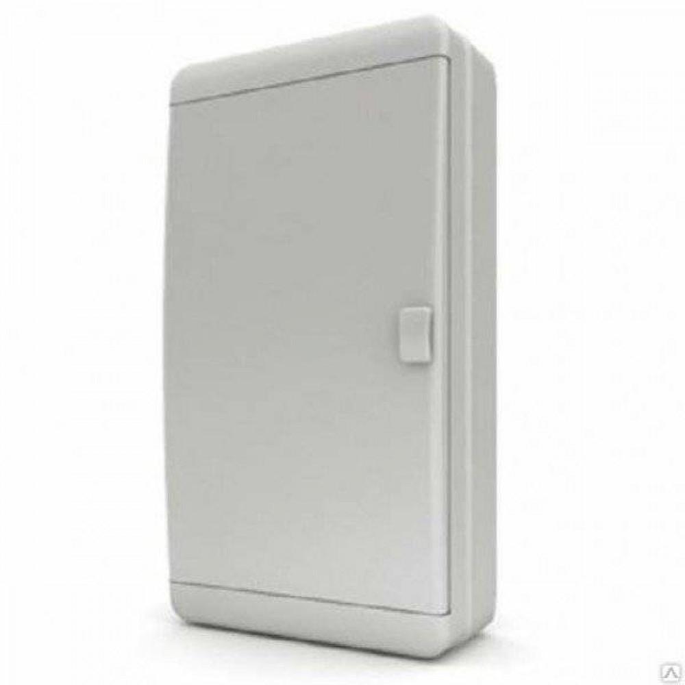 Бокс ЩРHг-Пв-36 IP65 300х560х153мм Tekfor белая дверца (1)