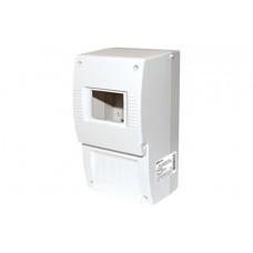 Бокс TDM ЩК 26-003 2-6 модулей без дверки IP20 (10)