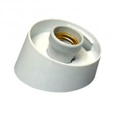 Основание наклонное Е27 НББ TDM пластик (100)