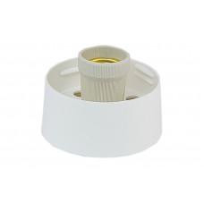 Основание прямое Е27 НББ TDM пластик (100)