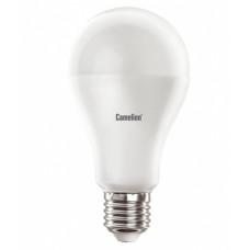 Лампа диодная A65 17Вт Е27 4500К 1530Лм Camelion (10)