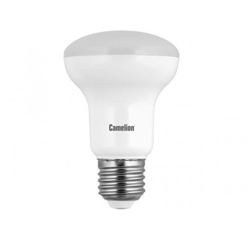 Лампа диодная R63 9Вт 4500К Е27 690Лм Camelion (10)