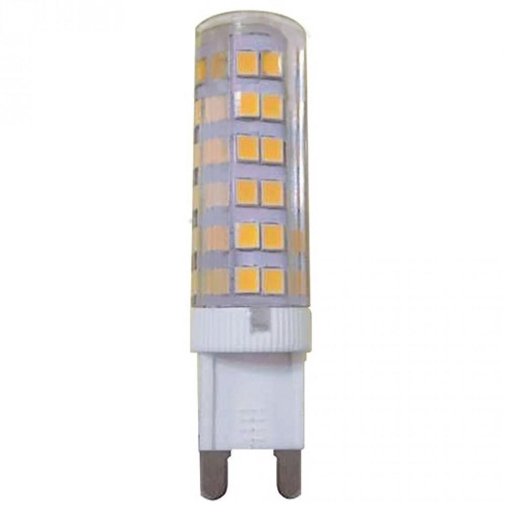 Лампа диодная G9 6Вт 3000К 530Лм Camelion (10)