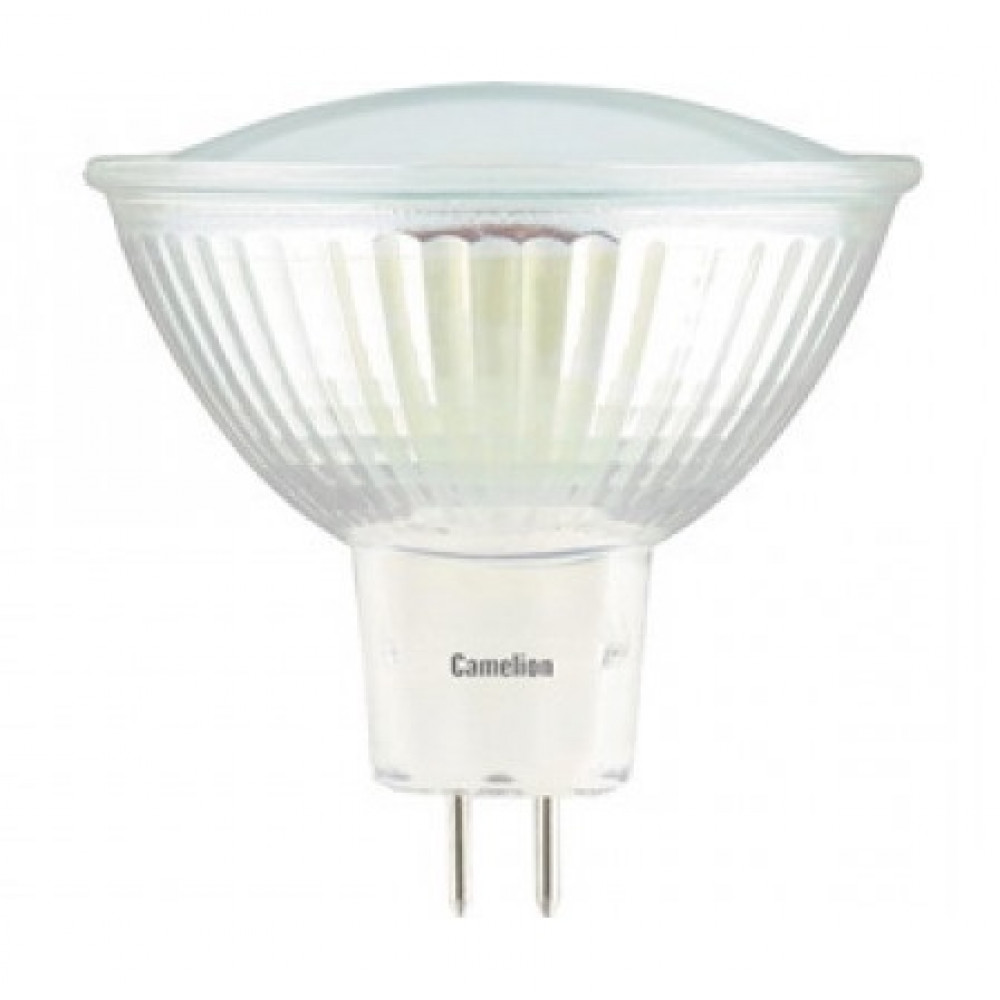 Лампа диодная MR16 GU5.3 3Вт 4500К 270Лм Camelion (10)