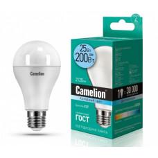 Лампа диодная A65 25Вт Е27 4500К 2120Лм Camelion (20)