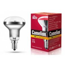 Лампа накаливания R50 60Вт Е14 Camelion (100)