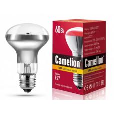 Лампа накаливания R63 60Вт Е27 Camelion (100)