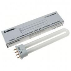 Лампа люминесцентная 2G7 9Вт 6400К Camelion LH U (20)