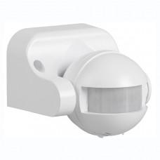 Датчик движения IEK ДД-009 1100Вт 180° 12м белый IP44 (12)