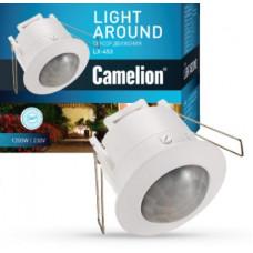 Датчик движения Camelion LX-453 1200Вт 360° 4м белый (50)