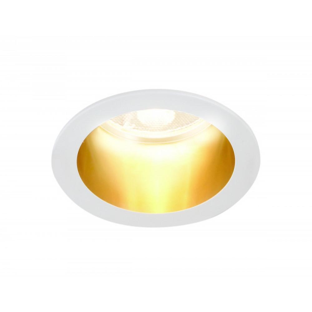 TN211 WH/GD белый/золото GU5.3 D68*50