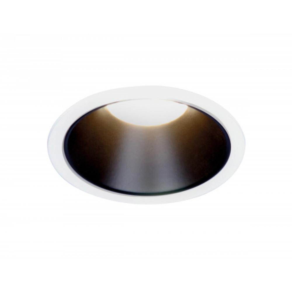 TN118 WH/BK белый/черный GU5.3 D80*45