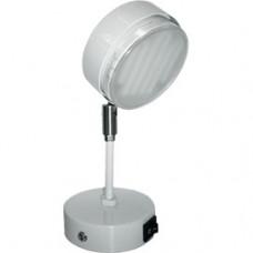 Ecola GX53 FT4173 cветильник поворотный на среднем кроншт. белый 210x80 [FW5341ECB.]