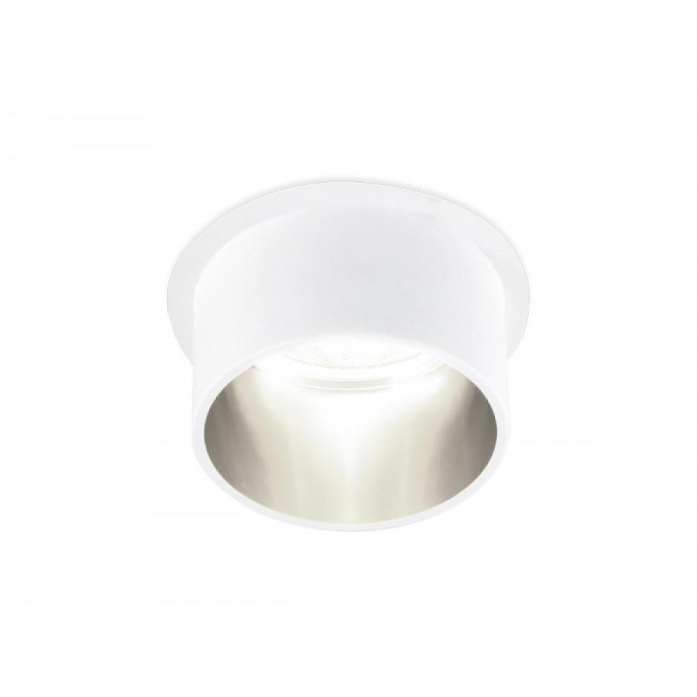 TN200 WH/CH белый/хром GU5.3 D68*55