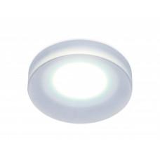 TN135 WH/FR белый/матовый GU5.3 D80*32