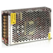 Драйвер 12В 100Вт IP20 8A 130x98x40мм SWG (40)
