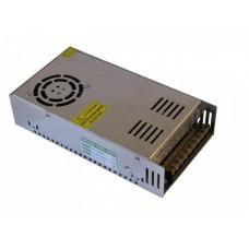 Драйвер 12В 300Вт IP20 25A 214x115x50мм SWG вентилятор (18)