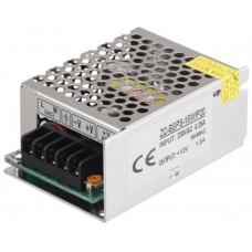 Драйвер 12В 15Вт IP20 1.2A 70x40x30мм SWG (20)