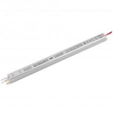 Драйвер 12В 72Вт IP20 330x18x18мм для лайтбокса General (130)