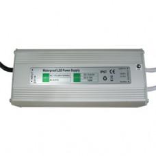 Драйвер 12В 100Вт IP67 190x73x45мм Ecola