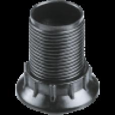 Патрон карболит подвесной кольцо Е14 Navigator (50)