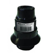 Патрон карболит подвесной кольцо Е14 TDM штрихкод (50)