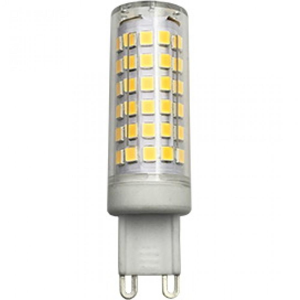 Лампа диодная G9 10Вт 4200К Ecola 360° (100/500)