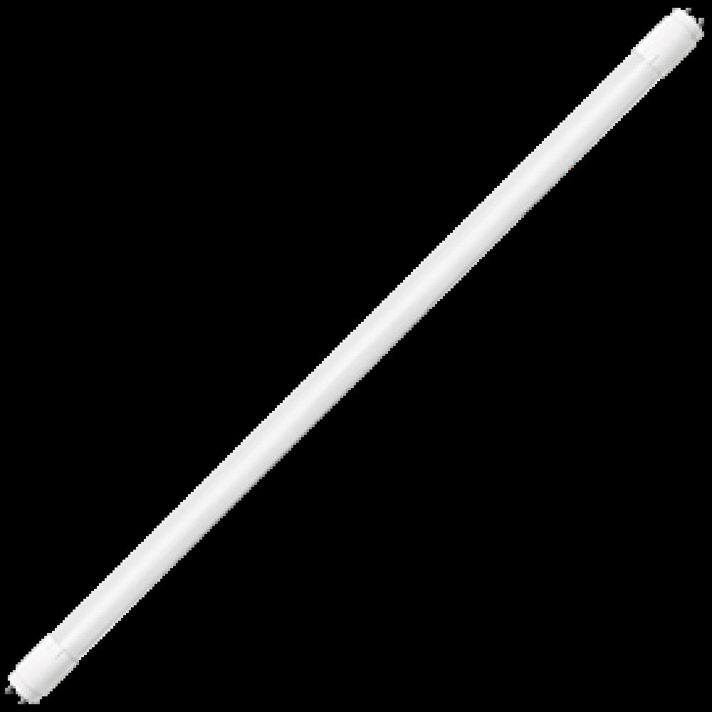 Лампа диодная T8 10Вт 6500К 600мм Ecola матовая (упак инд ч/б /8/24) (25)