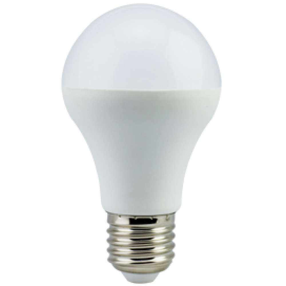 Лампа диодная A60 12Вт Е27 4000К Ecola (10/40)