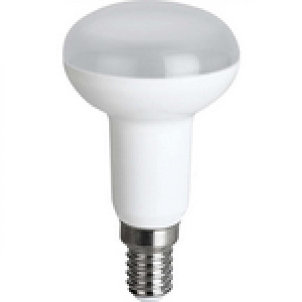 Лампа диодная R50 8Вт Е14 6500К Ecola (10/100)