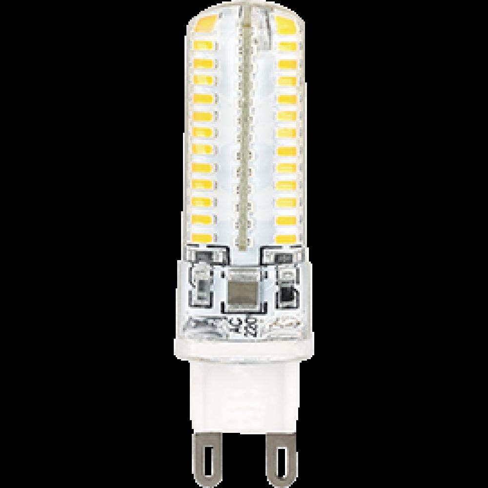 Лампа диодная G9 5Вт 2800К Ecola 320° (100/500)