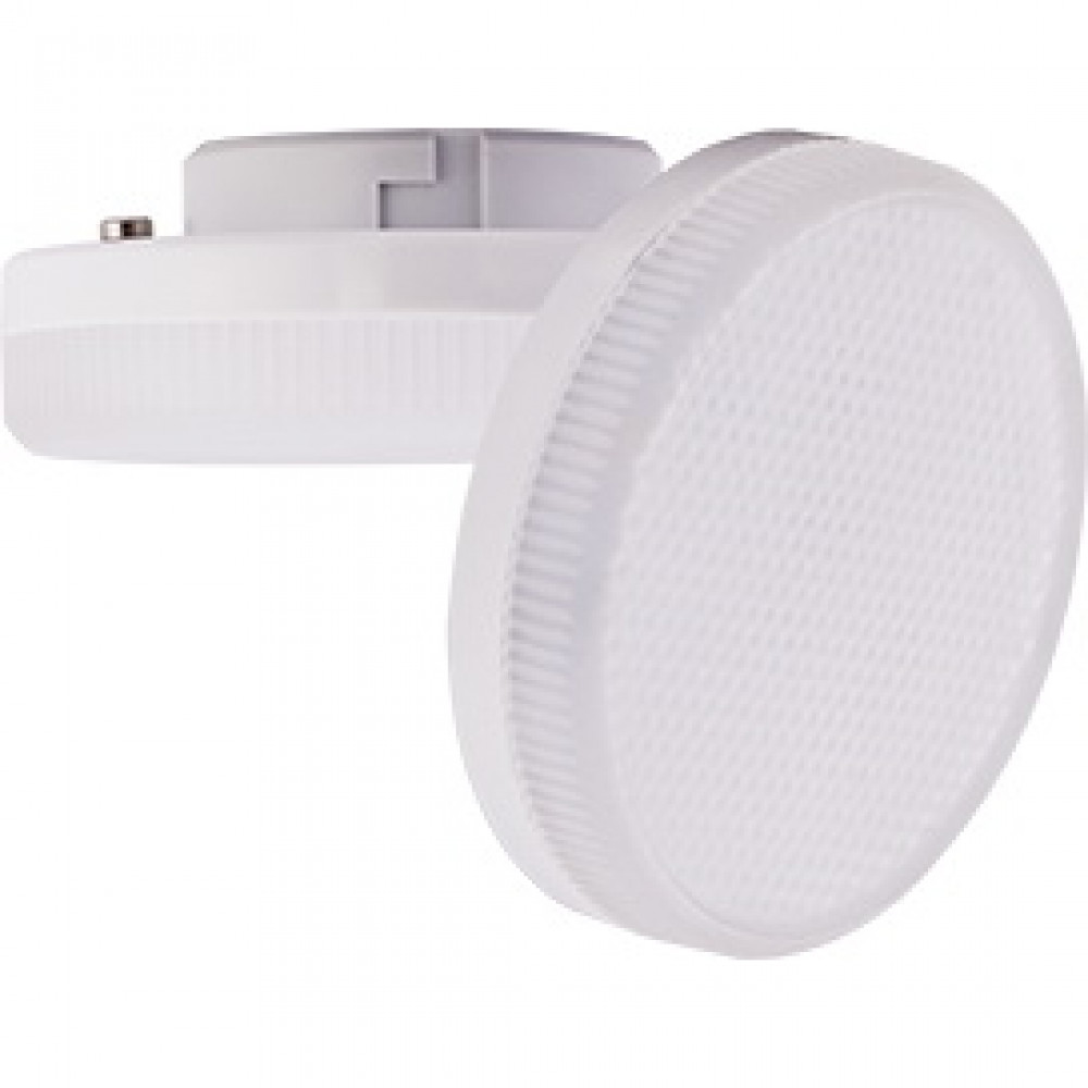 Лампа диодная GX53 6Вт 2800К Ecola Premium матов (10/100)