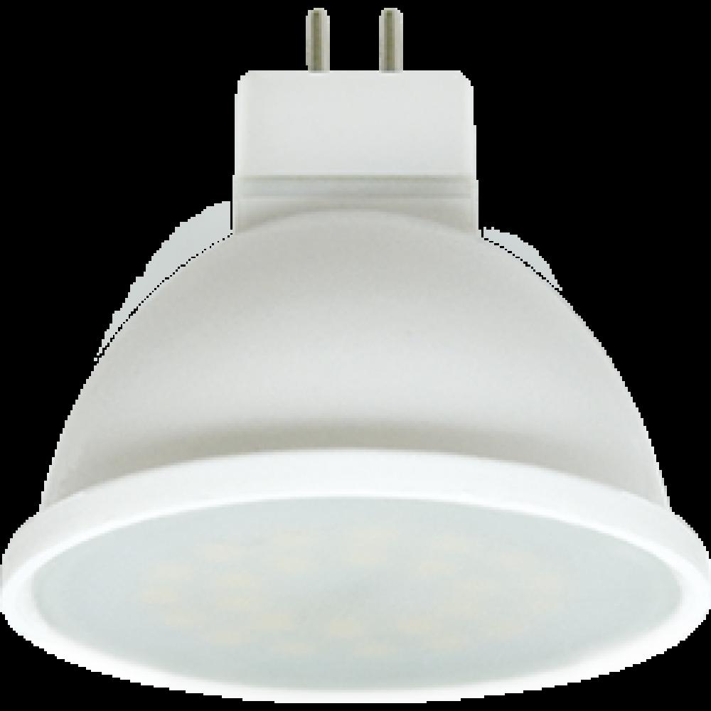 Лампа диодная MR16 GU5.3 7Вт 4200К Ecola матов (10/100)