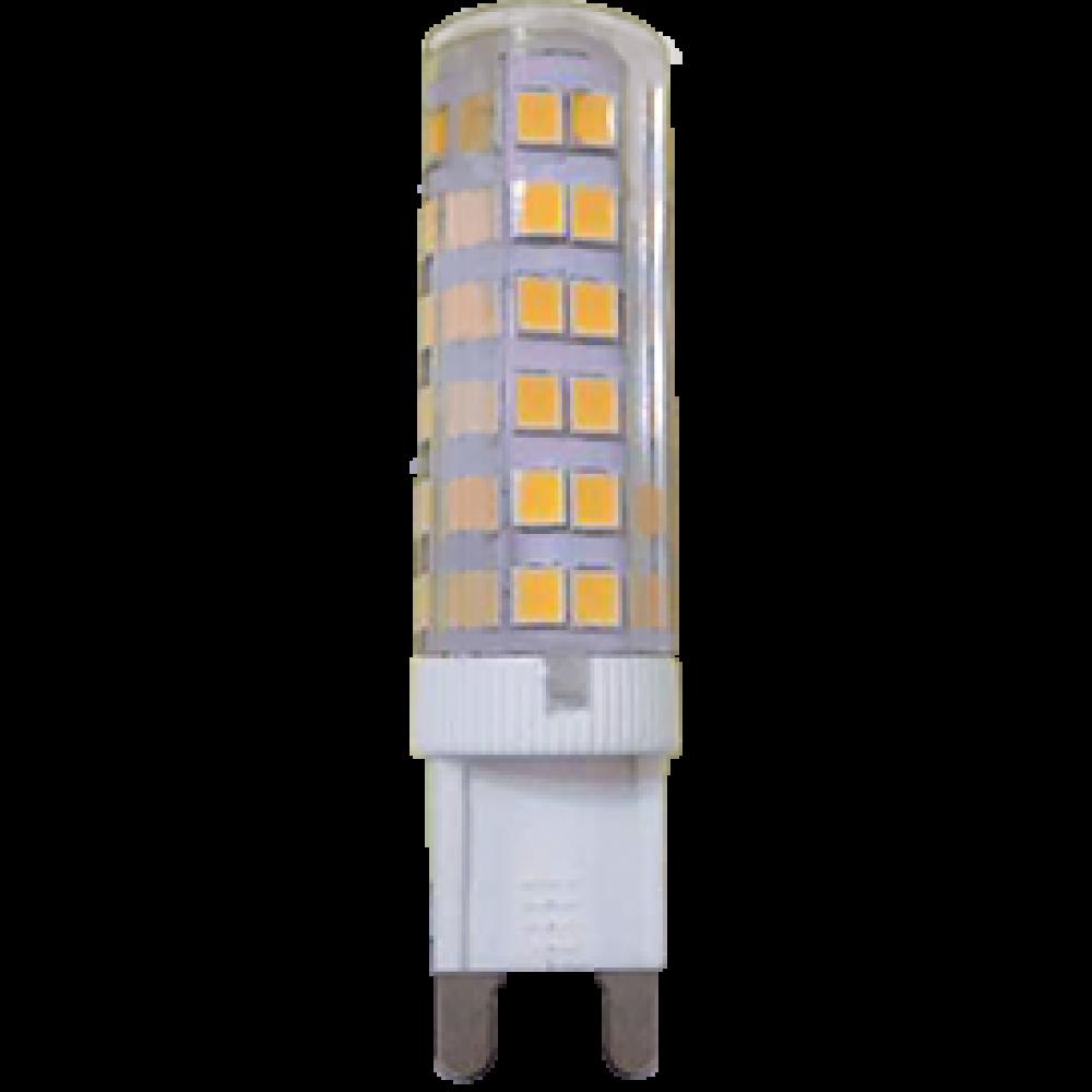 Лампа диодная G9 7Вт 2800К Ecola 360° (100/500)