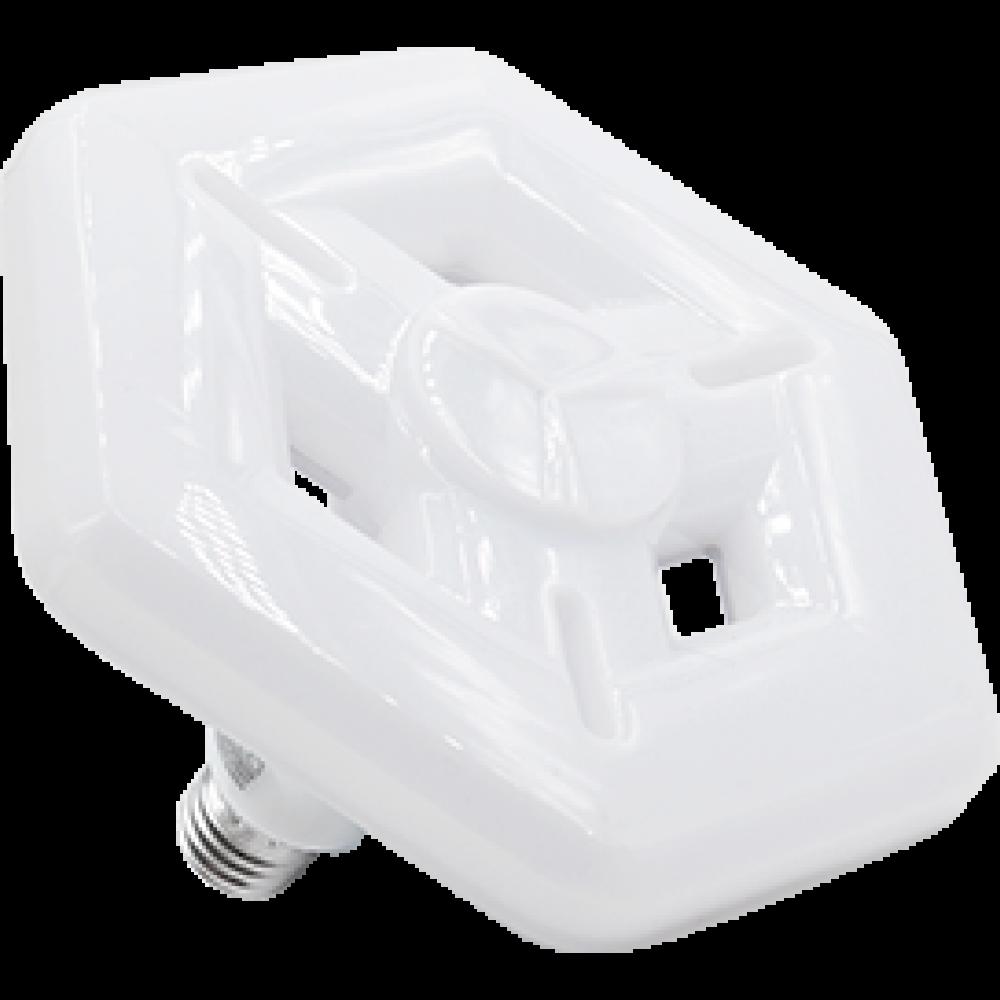 Лампа диодная HP руль 38Вт Е27 4000К Ecola Premium 205х184x99мм 6граней (30)