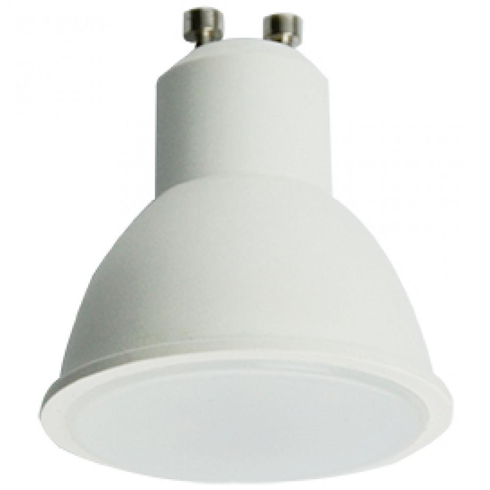 Лампа диодная MR16 GU10 10Вт 2800К Ecola (10/100)