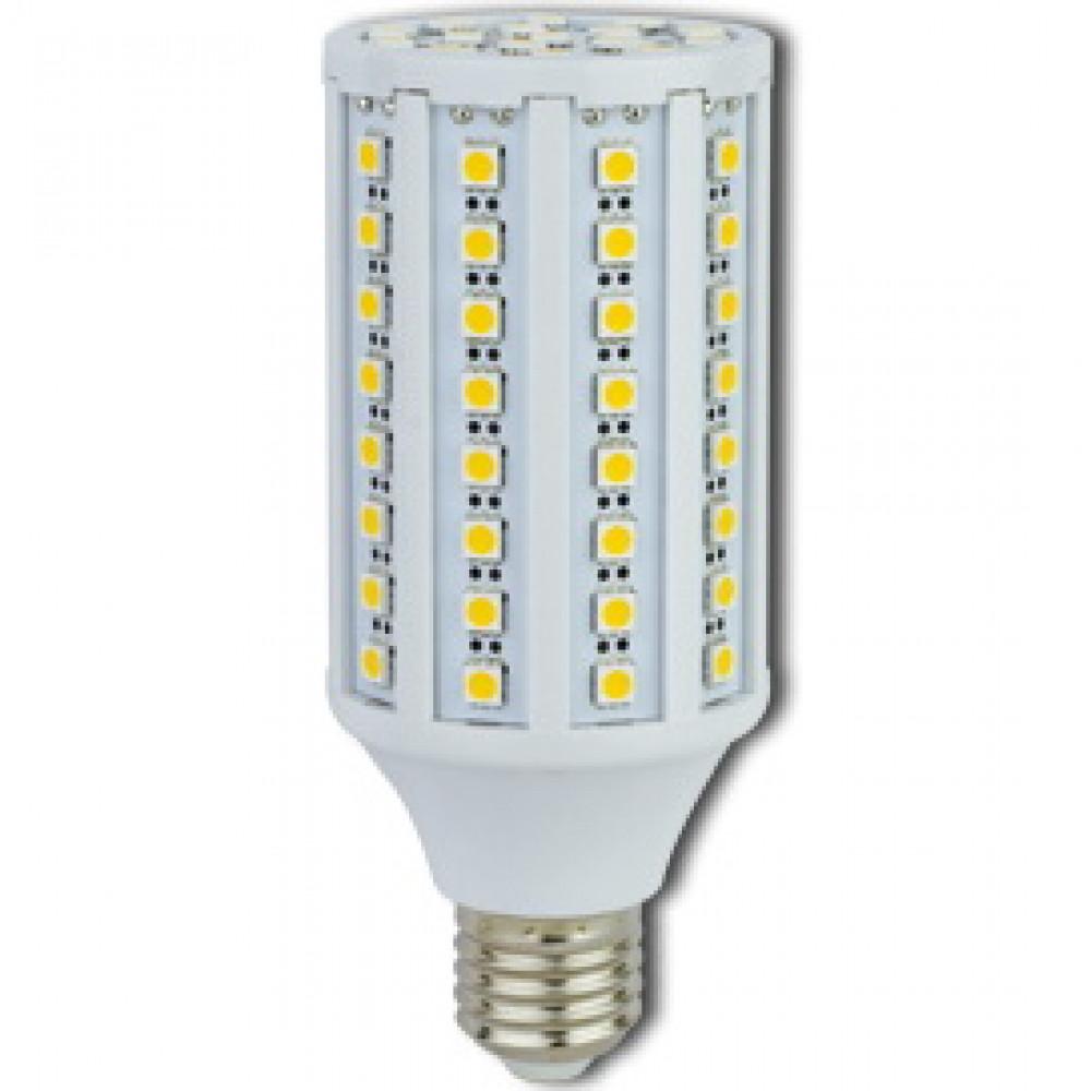 Лампа диодная кукуруза 17Вт Е27 4000К Ecola Premium (10/50)