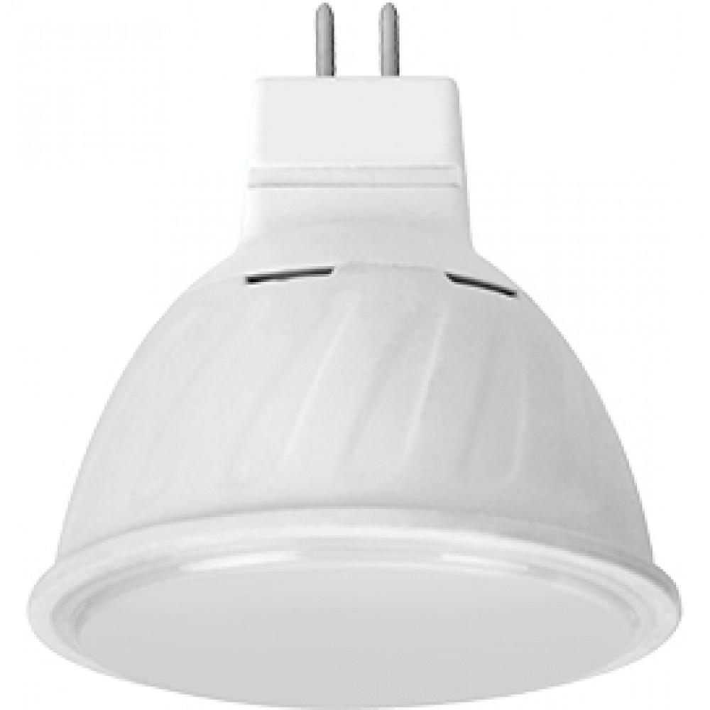 Лампа диодная MR16 GU5.3 10Вт 2800К Ecola матов (10/100)
