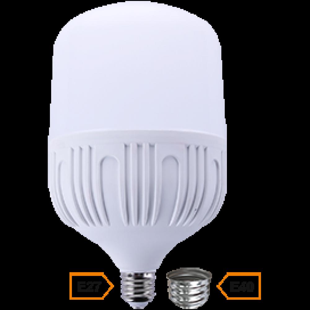 Лампа диодная HP 40Вт Е27/Е40 6000К d120x200мм Ecola Premium (20)
