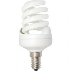 Лампа КЛЛ 15Вт Е14 2700К Ecola Spiral Full New 98x45мм