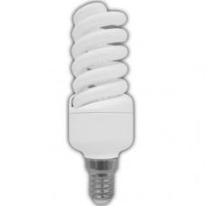 Лампа КЛЛ 15Вт Е14 2700К Ecola Spiral Full Slim (100)