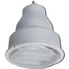 Лампа люминисцентная MR16 15Вт GU5.3 2700К Ecola (100)