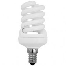 Лампа КЛЛ 20Вт Е14 2700К Ecola Spiral NEW (50)